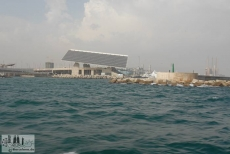 Große Solaranlage als Wendepunkt der Küstenrundfahrt