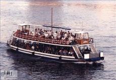 Klassische Holzboote