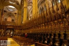 Innere der Kathedrale