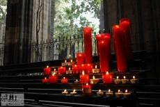Noch echte Kerzen