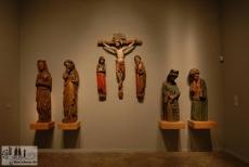 Skulpturen im Museu Frederic Marès