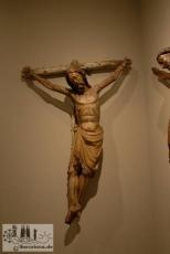 Kruzifix im Museu Frederic Marès