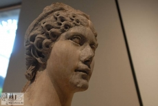 Büste im Museu Frederic Marès