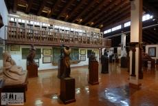 Bibliothek des Museu Frederic Marès