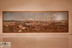 Eine der größten Gemäldegalerien in Barcelona