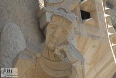Aus der Szene Jesus vor Pontius Pilatus