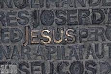 Inschriften an der Tür