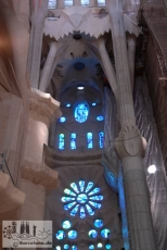 Window of the Sagrada Familia