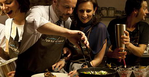 Get to know the Catalonian food - during the cooking class Cook & Taste!