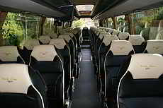 Private Sightseeing Tour with comfortable travel busses