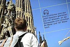 Deutschsprachige Barcelona.de Offline-Reise-App - mehr als ein Stadtführer