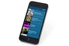 Barcelona.de App - Barcelona auf einen Klick
