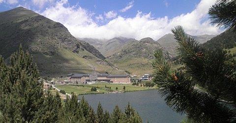 Vall de N�ria - Pyren�en