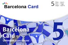 Many discounts and free public transport with the Barcelona Card
