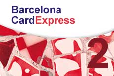 Barcelona Card Express 2 Tage