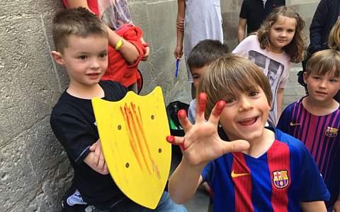 Stadtführungen in Barcelona für Kinder