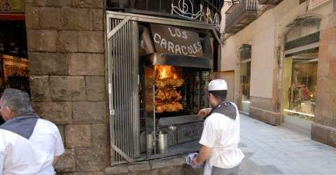Im Barri Gòtic gibt es zahlreiche gute Restaurants