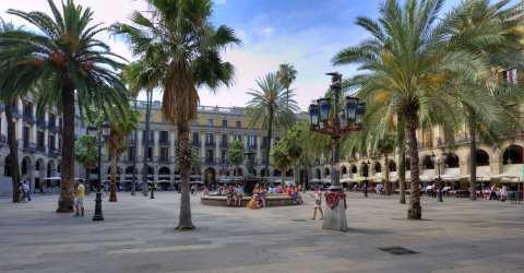 Barcelona Walking Tour Gòtic