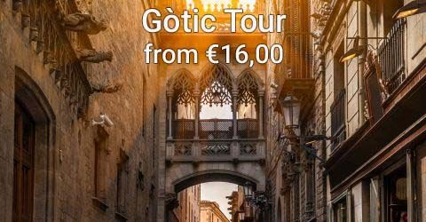 Get to know the Gothic District during this guided tour