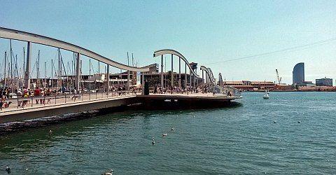 Bus Tour Marítim - erleben Sie die Meerseite Barcelonas
