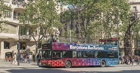 Book Bus Turístic tickets with group discount