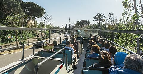 Group discount for the Bus Turístic starting at 10 tickets