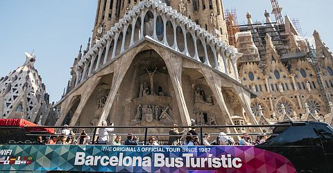 Barcelona Bus Turístic Tickets buchen