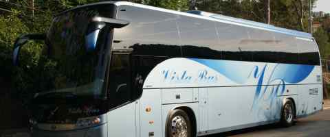 Reisebus mieten für Ihre Fahrten innerhalb Barcelonas