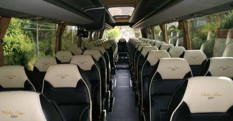 Mieten Sie für Ihre Ausflüge und Transfers einen Reisebus