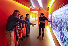 Here you can book your private guided tour in Camp Nou