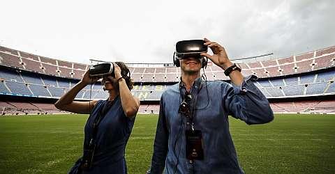 Barça Virtual Experience