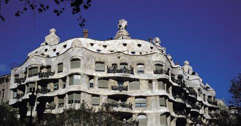 The family Pedrera's house - Casa Milà