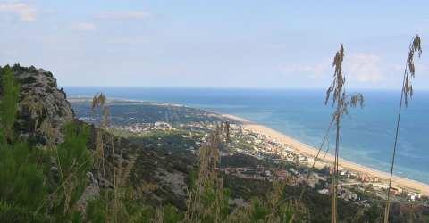 Castelldefels - popular resort not far from Barcelona