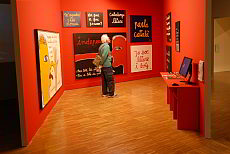 Centre de Cultura Contemporania de Barcelona (CCCB), Zentrum für zeitgenössische Kunst Barcelona