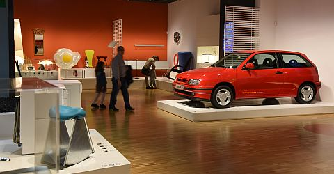 History of design of everyday objects at Museu del Disseny