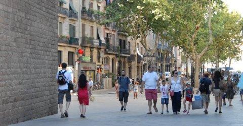 Einkaufen macht in Barcelona besonders viel Spass!