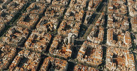 Sagrada Familia - das berühmteste Bauwerk im Eixample