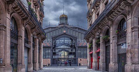 Der Mercat del Born (CCM Kultur- und Gedächtniszentrum)