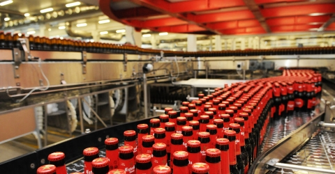 Visit the Brewery Estrella Damm in Barcelona