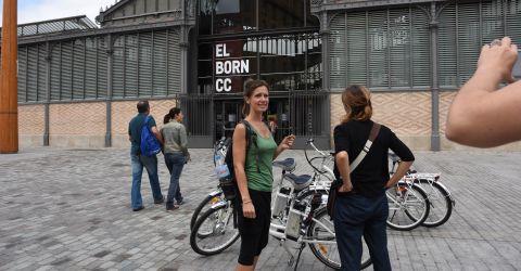 Deutschsprachige Panorama-Fahrradtour 4 Stunden offen