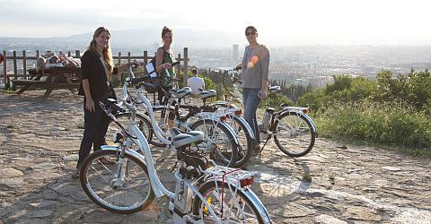 Deutschsprachige Panorama E-Bike Tour 4 Stunden