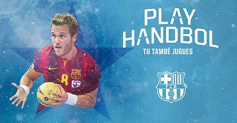 Tickets für Handball-Heimspiele des FC Barcelona im Palau Blaugrana