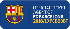 Official ticket agent of FC Barcelona