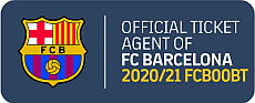 Official Ticket Agent of the FC Barcelona