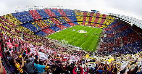 دقایق پایانی بازی بارسلونا پاری سن ژرمن
