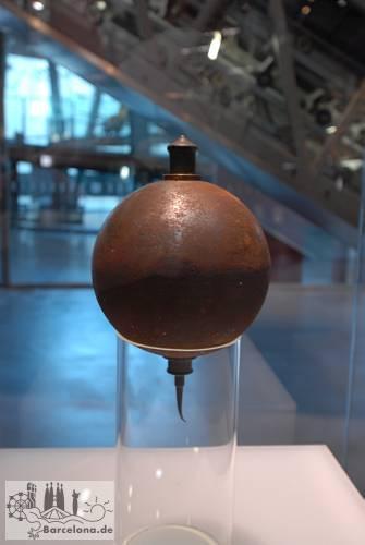 Original Foucault pendulum