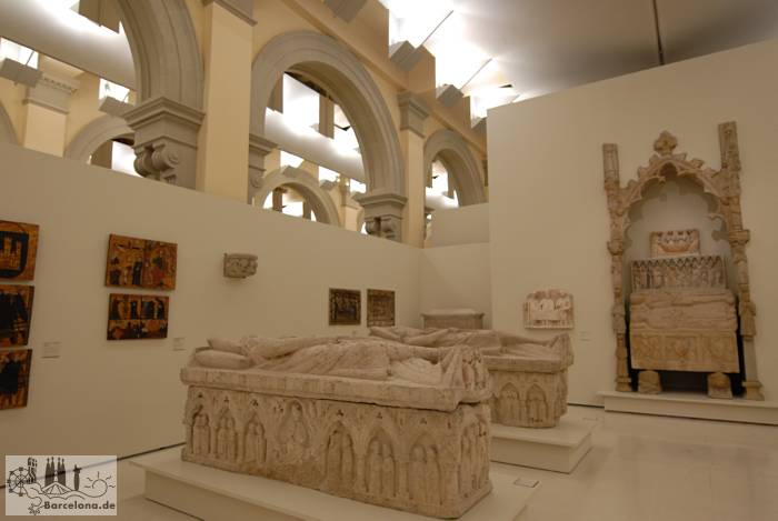 Ecclesiastical art in the MNAC