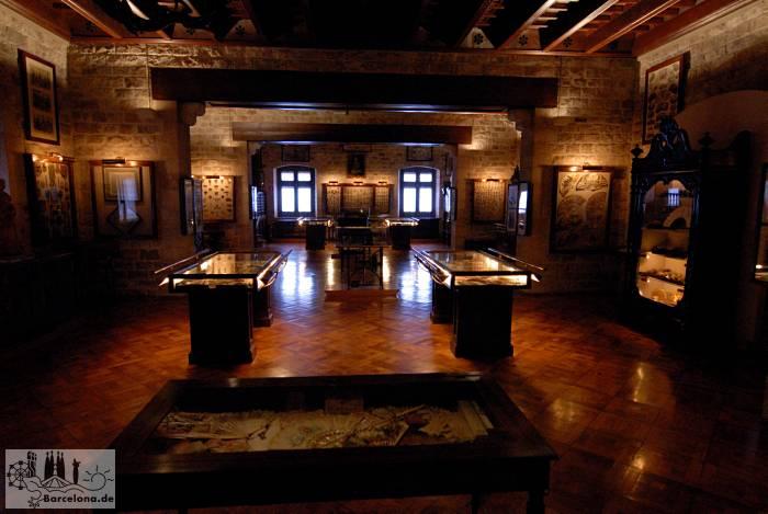 Museu Sentinel: Alltagsgegenstände des 18. und 19. Jahrhunderts