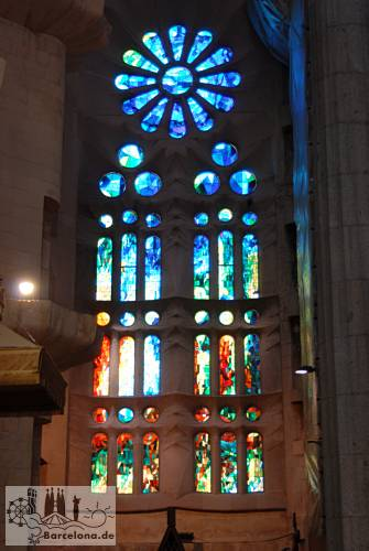 Window of the Sagrada Familia