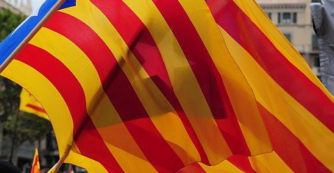 The Diada, the national holiday on 11 September